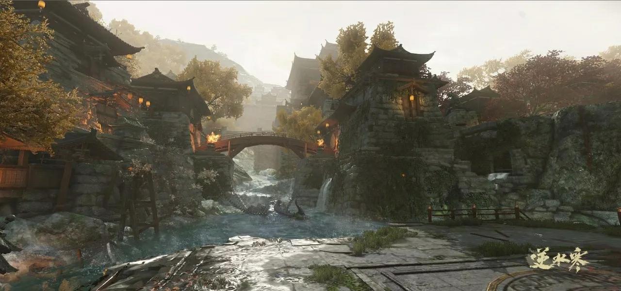 《逆水寒》——千里江山图6