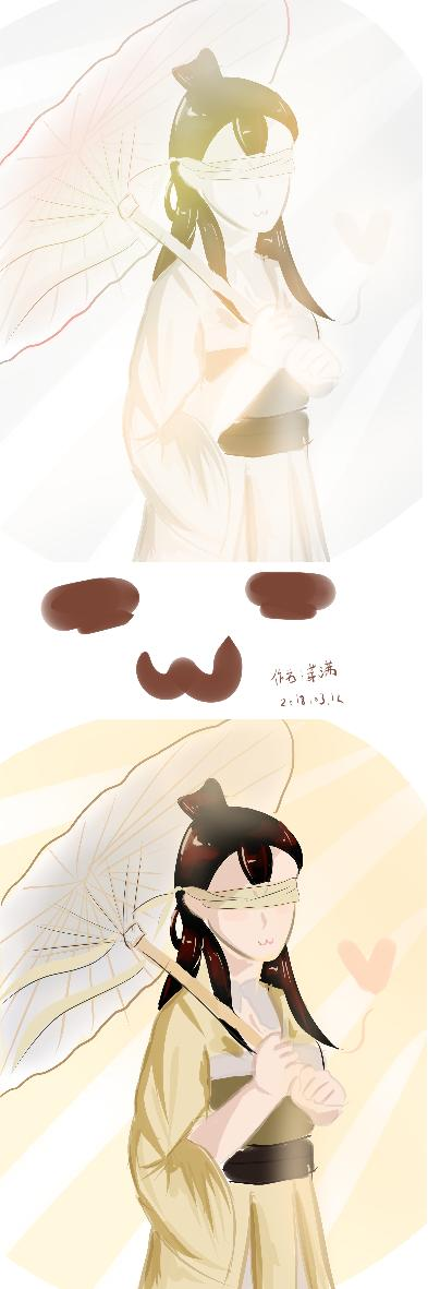 【江湖笔墨客】手绘!自制一波有故事的楚留香萌表情拟人