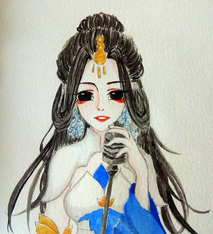 【江湖笔墨客】云梦小姐姐话筒篇