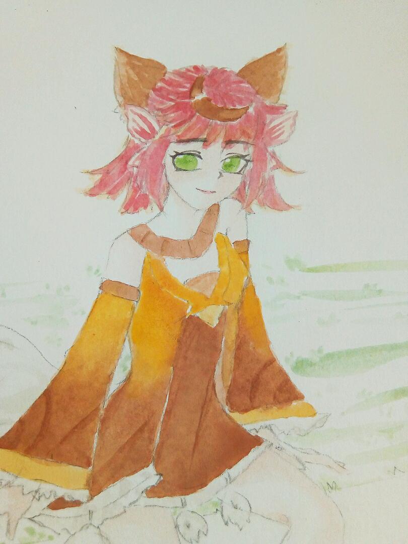 【大触团】元素使小狐狸装