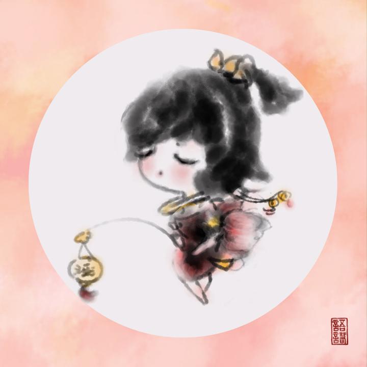 【同人组出品】水墨风&夜溪灵 (几款头像)BY依べ煙語諾