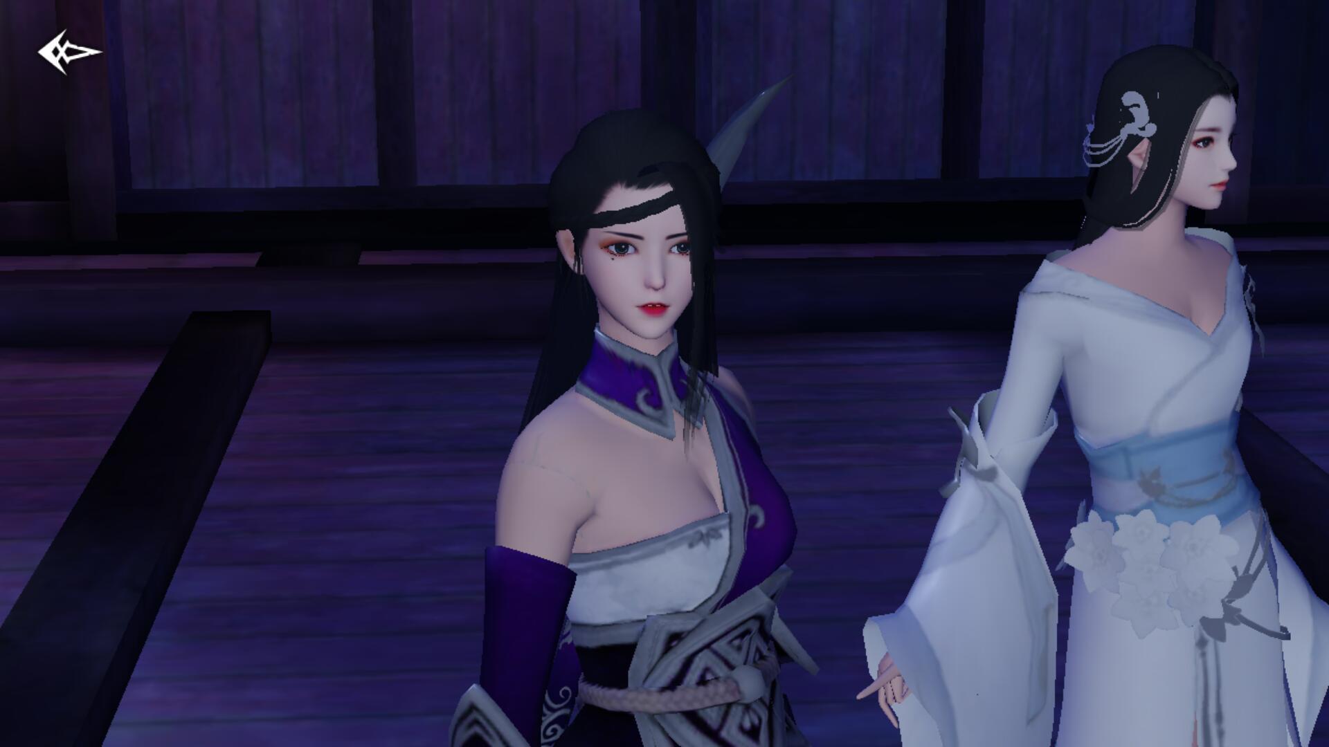 【捏脸名侠】焰灵姬——修改版