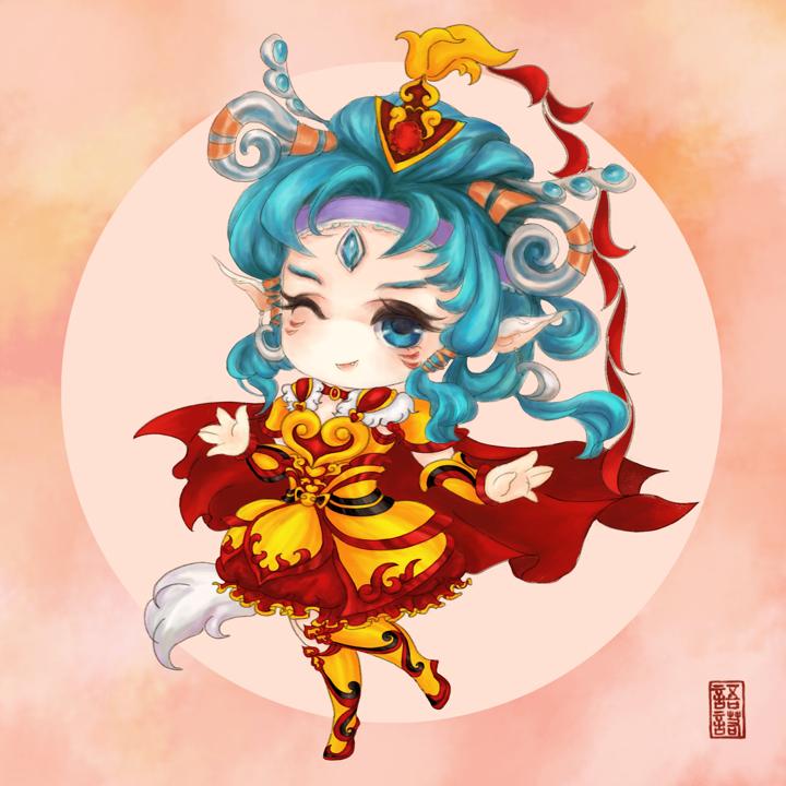 【同人组出品】大圣の媚灵狐 BY依べ煙語諾