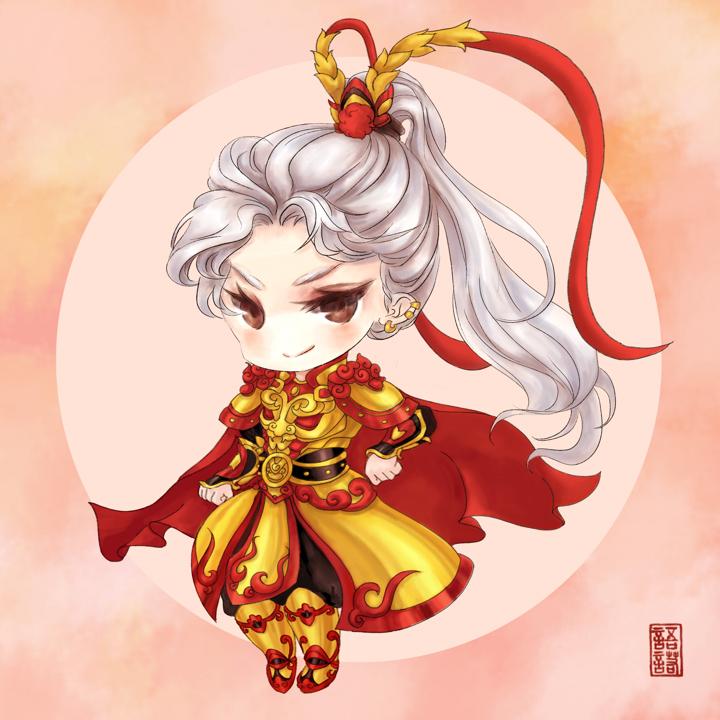 【同人组出品】大圣の飞剑侠 BY依べ煙語諾