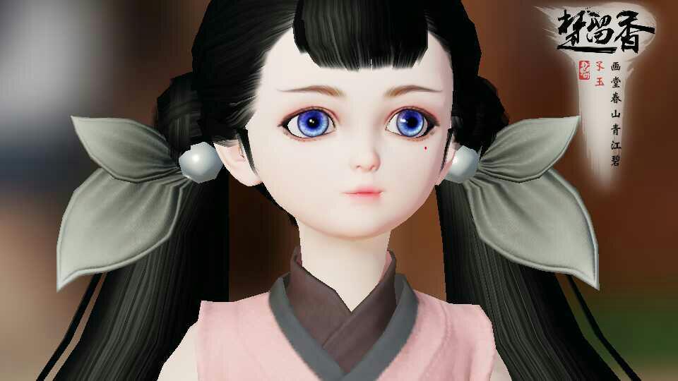 【捏脸】孓玉上线!小萝莉(2)