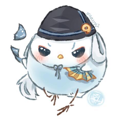 阴阳师小叽崽~第六弹!