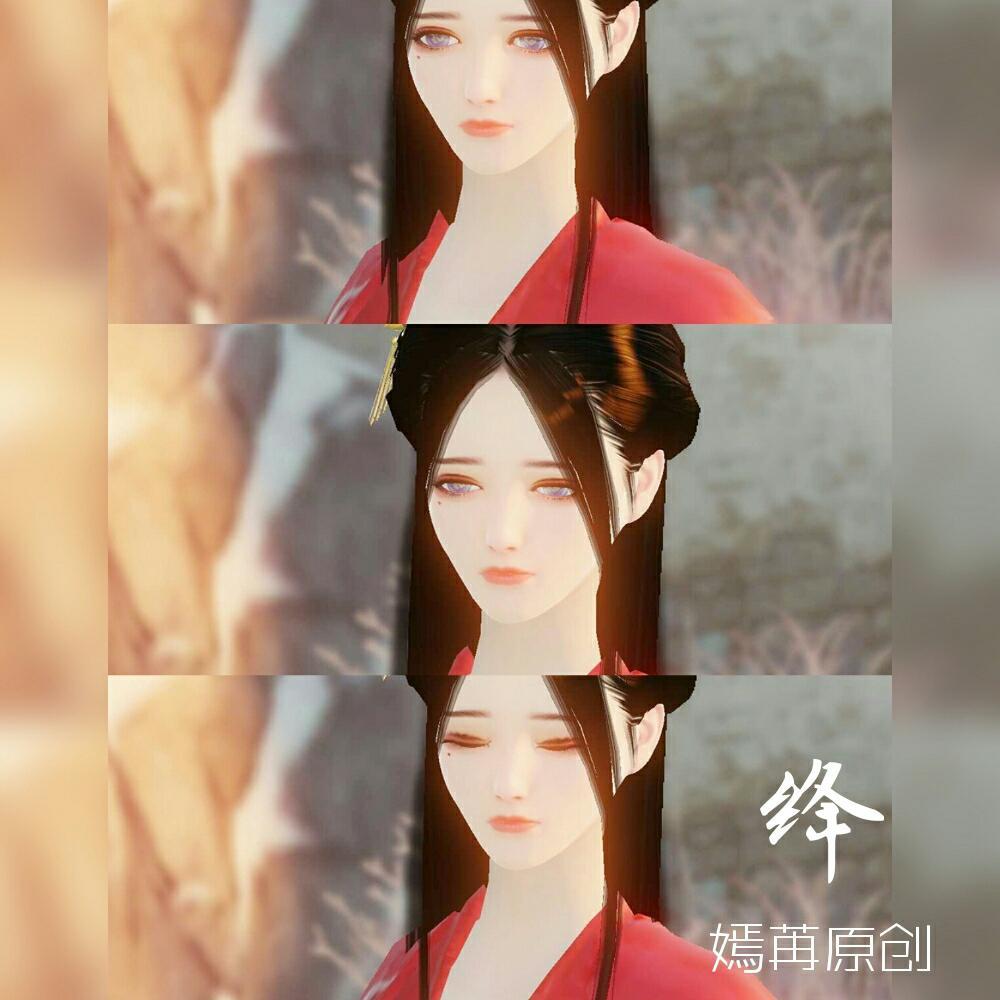 【捏脸名侠】忧愁嫣然——云梦成女