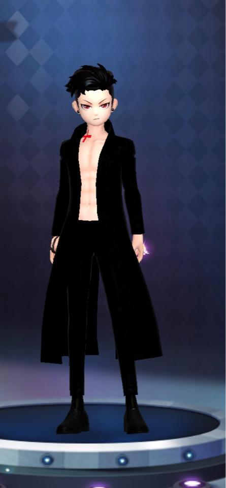 分享我的男装搭配10