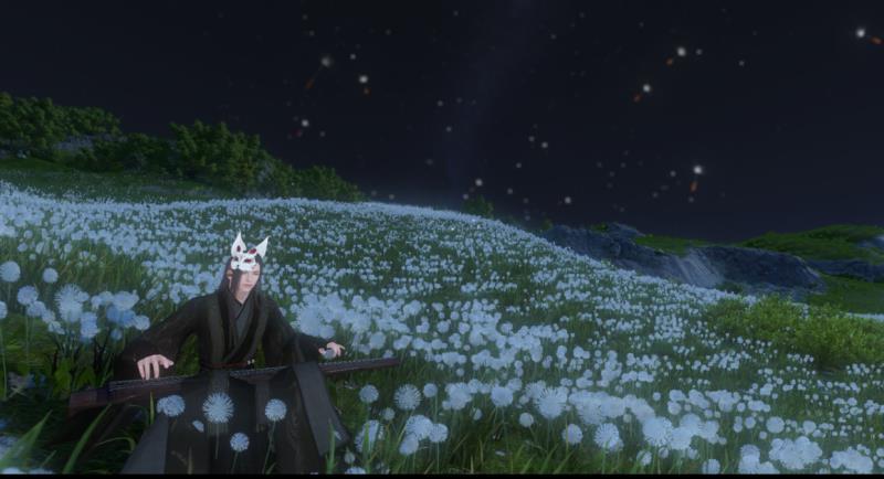 【霓裳解语人】狐